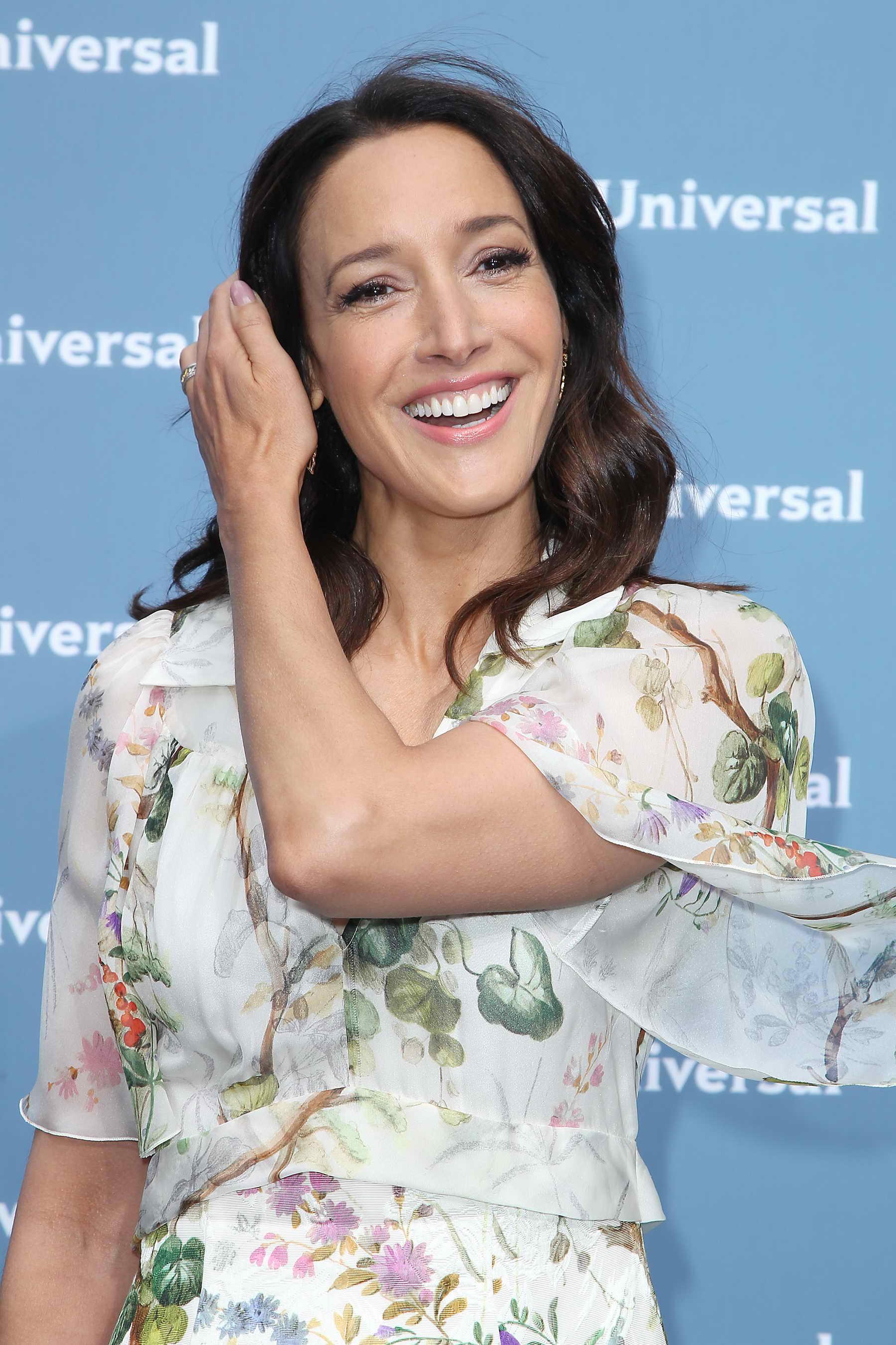 Jennifer Beals at the NBCUniversal 2016 Upfront