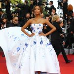 Jourdan Dunn at The Unknown Girl Premiere During the 69th Cannes Film Festival
