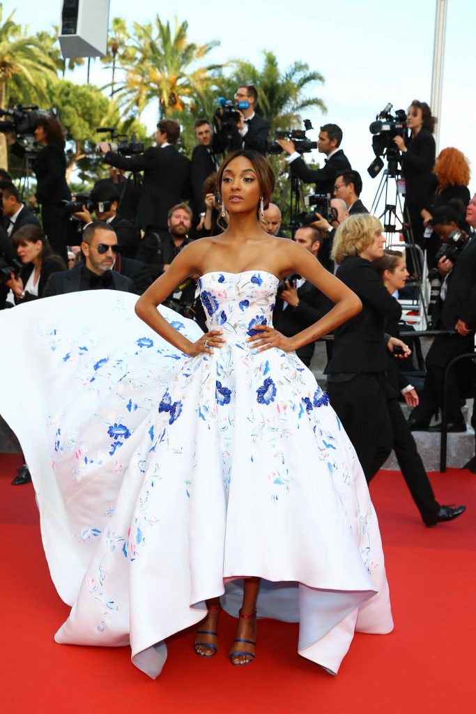 Jourdan Dunn at The Unknown Girl Premiere During the 69th Cannes Film Festival-1