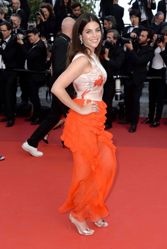 Julia Restoin at The Unknown Girl Premiere During the 69th Cannes Film Festival-2