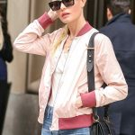 Kate Bosworth on the Set of Art of More