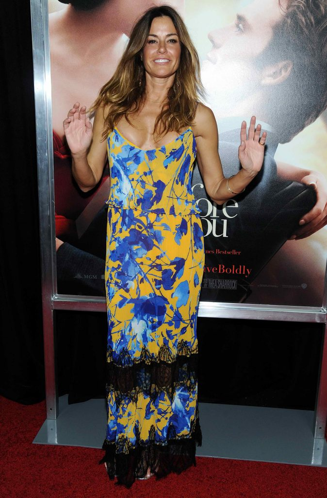 Kelly Bensimon at the Me Before You World Premiere New York-1