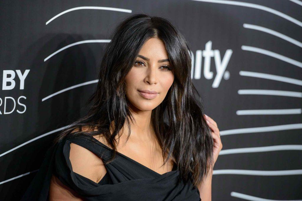 Kim Kardashian at the 20th Annual Webby Awards in New York-4