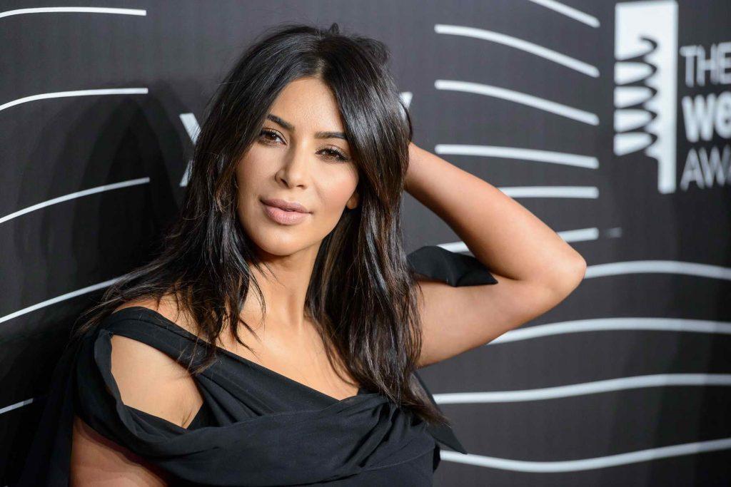 Kim Kardashian at the 20th Annual Webby Awards in New York-5
