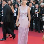 Lady Victoria Hervey at The Last Face Premeire During the 69 Cannes Film Festival in Cannes