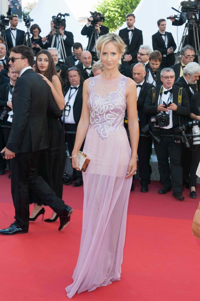 Lady Victoria Hervey at The Last Face Premeire During the 69 Cannes Film Festival in Cannes-1