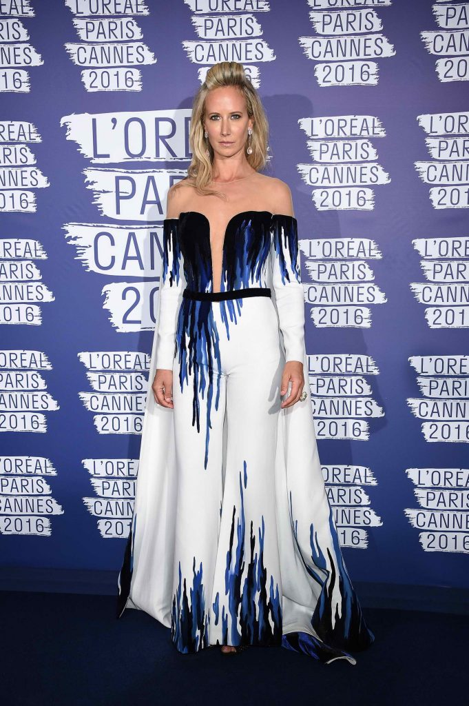 Lady Victoria Hervey at the L'Oreal Paris Blue Obsession Party in Hotel Martinez-1