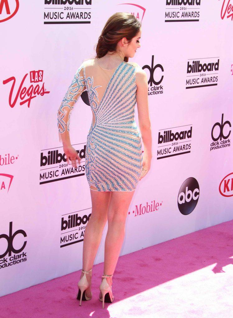 Laura Marano at the 2016 Billboard Music Awards at T-Mobile Arena in Las Vegas-3