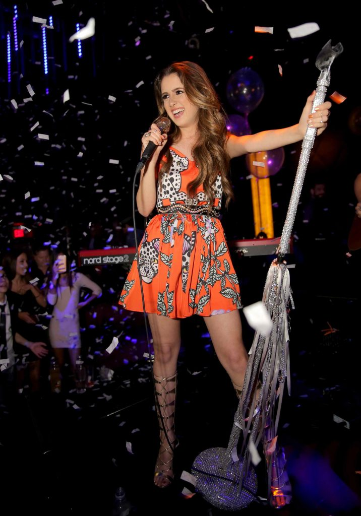 Laura Marano at the Tiger Beat Magazine Launch Party in Los Angeles-5