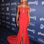 Laverne Cox at 27th Annual GLAAD Media Awards in NYC