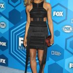 Laverne Cox at the Fox Network 2016 Upfront Presentation in New York