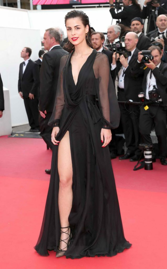 Lena Meyer-Landrut at The Loving Premiere During 69th Cannes Film Festival in Cannes-1
