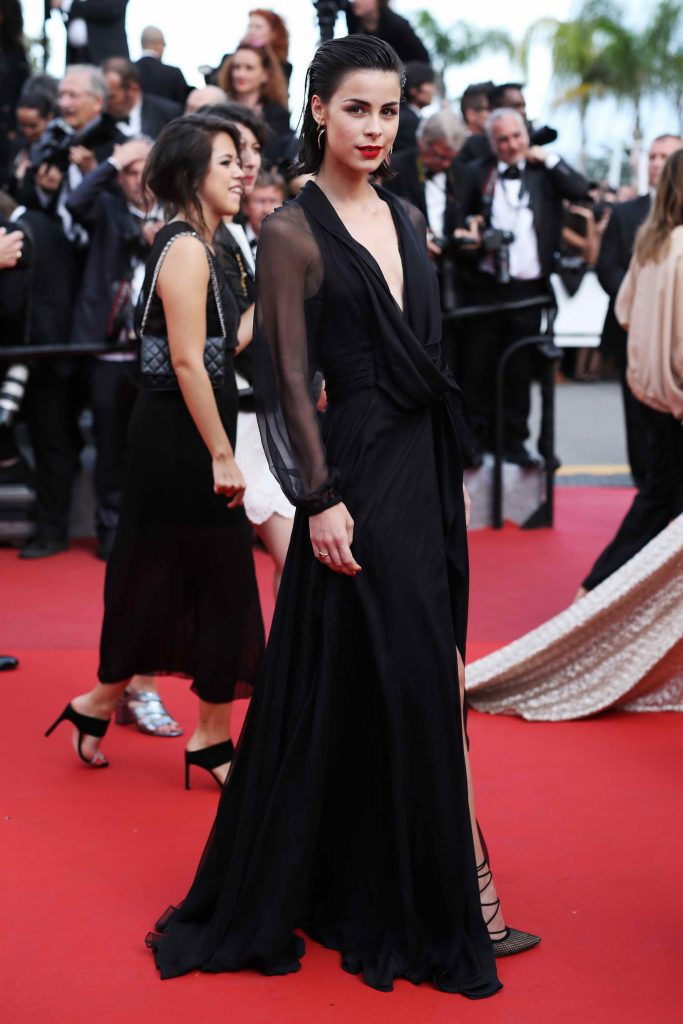 Lena Meyer-Landrut at The Loving Premiere During 69th Cannes Film Festival in Cannes-2