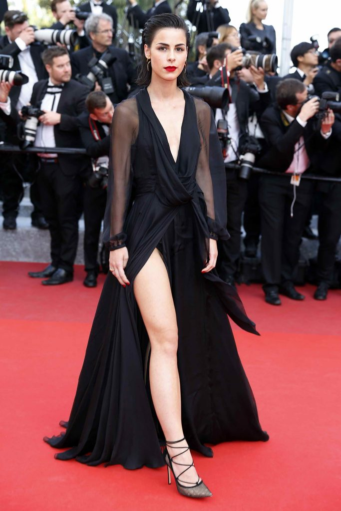 Lena Meyer-Landrut at The Loving Premiere During 69th Cannes Film Festival in Cannes-4