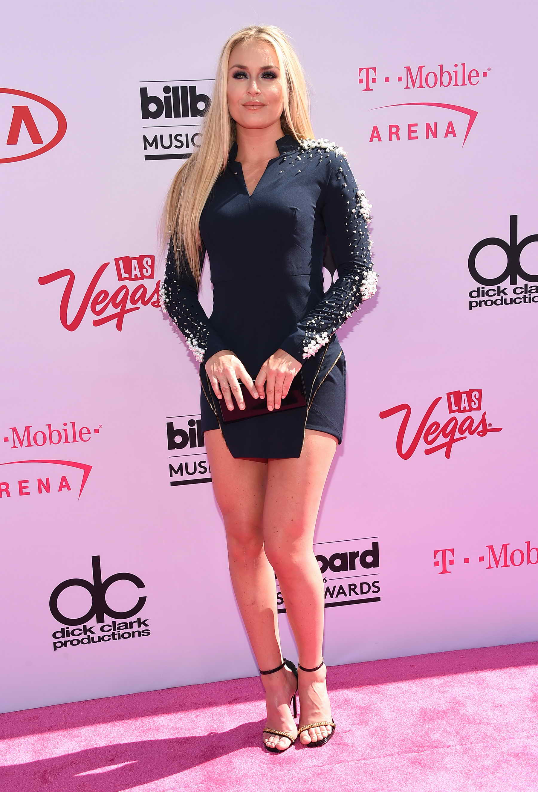 Tmobile Contact Us >> Lindsey Vonn at the 2016 Billboard Music Awards at T