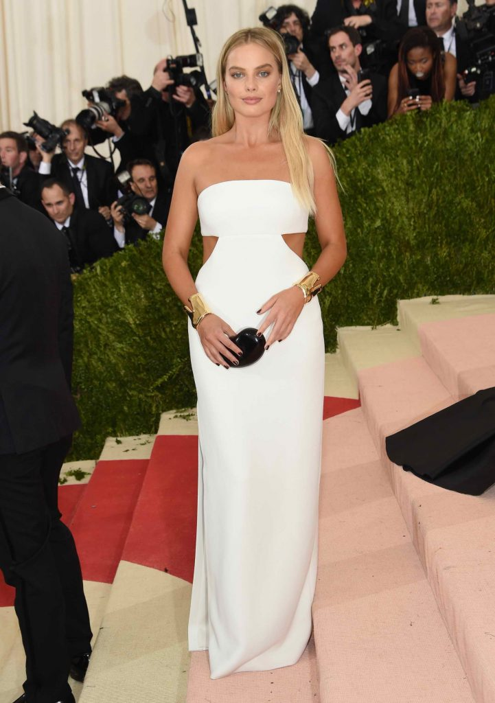 Margot Robbie at the Costume Institute Gala at the Metropolitan Museum of Art in New York City-1