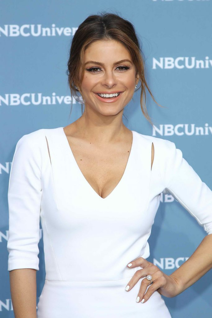 Maria Menounos at the NBCUniversal 2016 Upfront Presentation in New York-4