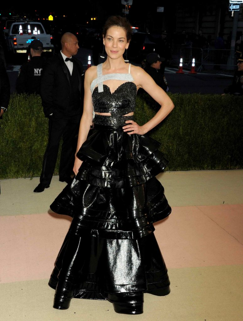 Michelle Monaghan at the Costume Institute Gala at the Metropolitan Museum of Art in New York City-1