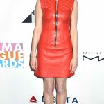Michelle Williams at 82nd Annual Drama League Awards in NYC