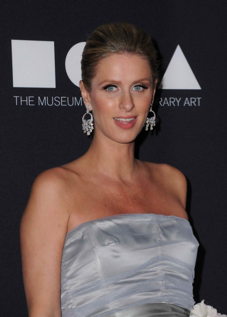 Nicky Hilton at the 2016 MOCA Gala in Los Angeles-5