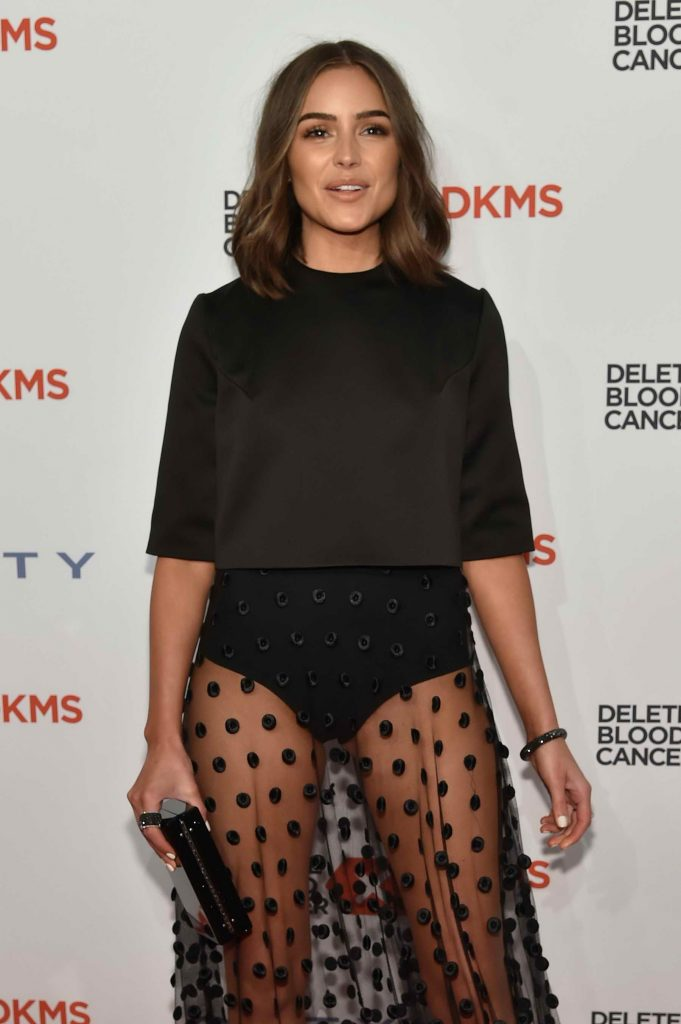 Olivia Culpo at the 10th Annual Delete Blood Cancer DKMS Gala in New York City-1