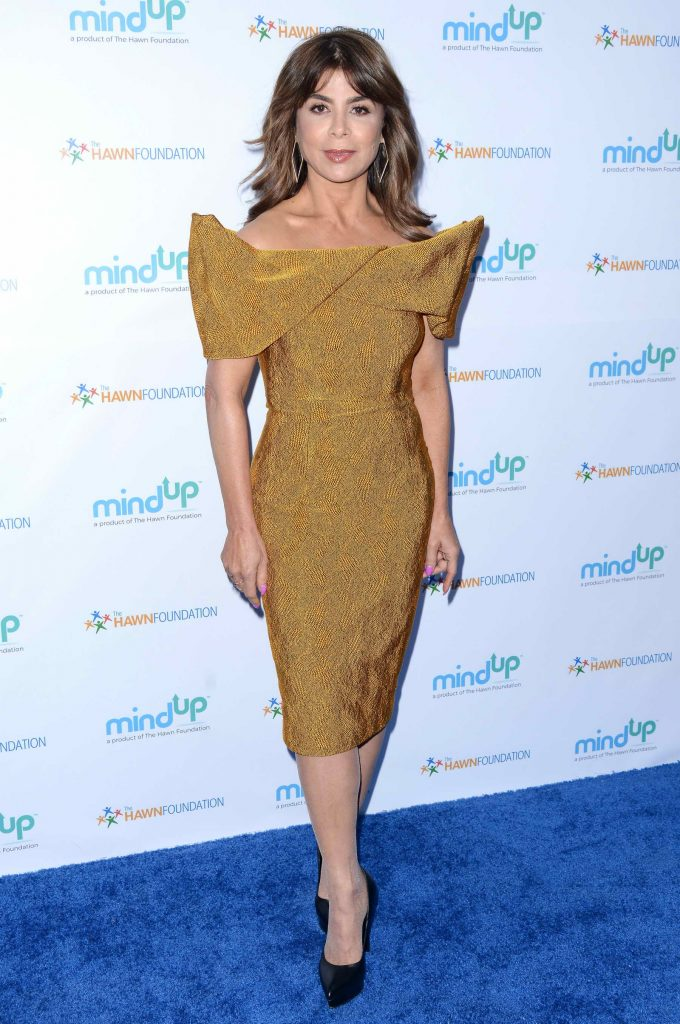 Paula Abdul at the Goldie's Love in for Kids Event in Los Angeles-1