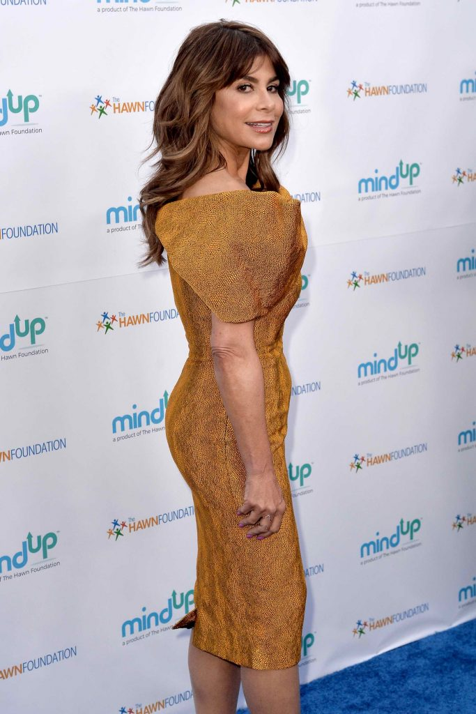 Paula Abdul at the Goldie's Love in for Kids Event in Los Angeles-2