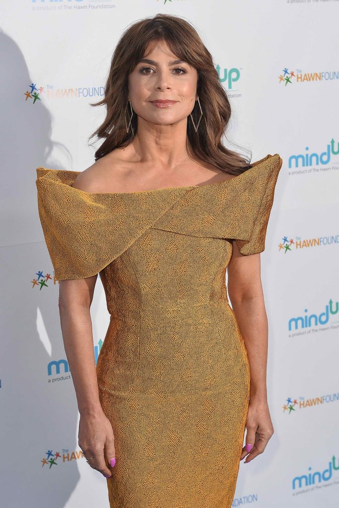 Paula Abdul at the Goldie's Love in for Kids Event in Los Angeles-3