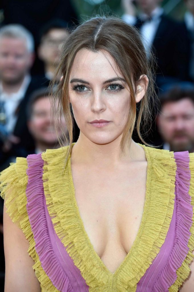 Riley Keough Attends American Honey Premiere During 69th Cannes Film Festival-4