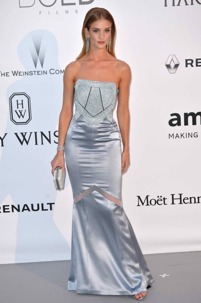 Rosie Huntington-Whiteley at amfAR's 23rd Cinema Against AIDS Gala in Cannes-1