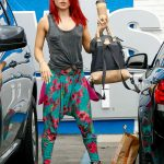 Sharna Burgess at the Dancing With The Stars Studio in Hollywood