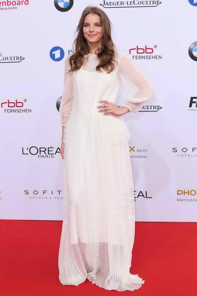 Yvonne Catterfeld Attends German Film Award in Berlin-2