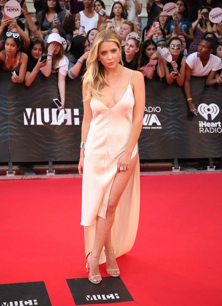 Ashley Benson at MuchMusic Video Awards in Toronto-1