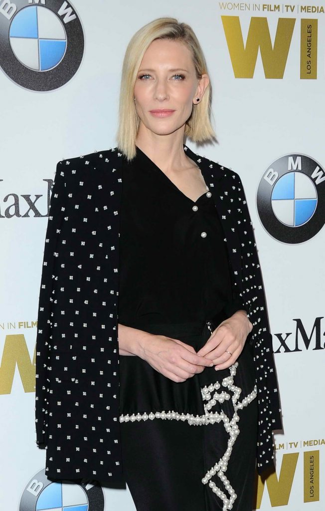 Cate Blanchett at the Women in Film Crystal and Lucy Awards in Beverly Hills-3