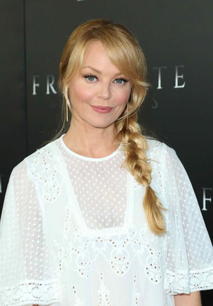 Charlotte Ross at the Free State of Jones Premiere in Los Angeles-3