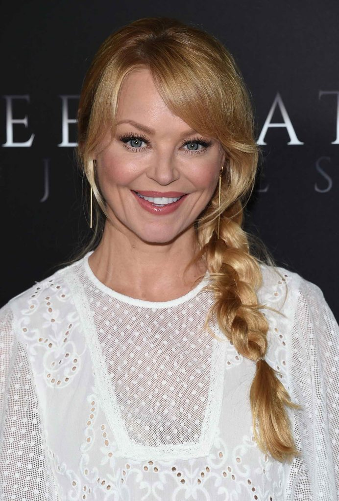 Charlotte Ross at the Free State of Jones Premiere in Los Angeles-4