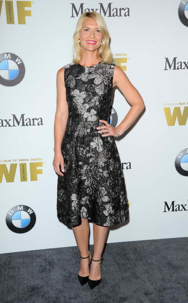 Claire Danes at the Women in Film Crystal and Lucy Awards in Beverly Hills-1