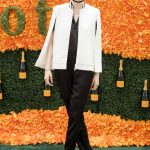 Coco Rocha at the Ninth Annual Veuve Clicquot Polo Classic at Liberty State Park in New Jersey