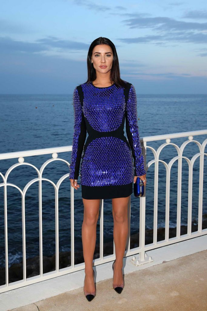 Jacqueline Macinnes Wood at TV Series Party During the 56th Monte-Carlo Television Festival in Monaco-1