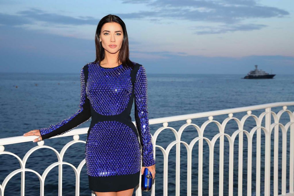 Jacqueline Macinnes Wood at TV Series Party During the 56th Monte-Carlo Television Festival in Monaco-3