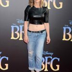 Jillian Michaels at The BFG Premiere at the El Capitan Theatre in Hollywood