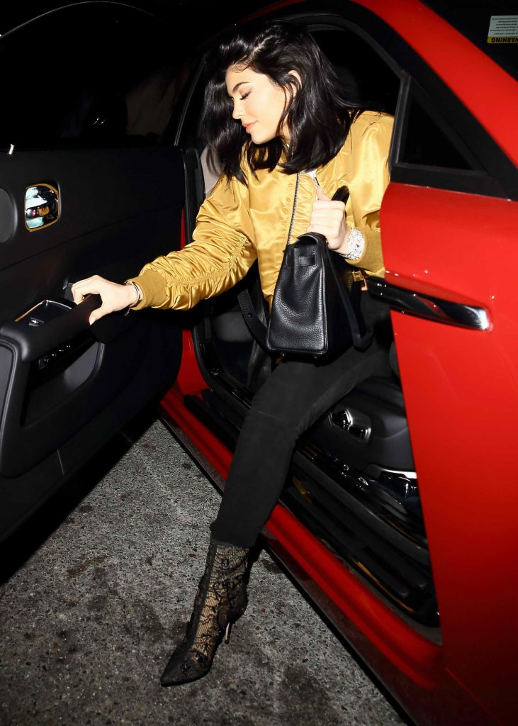 Kylie Jenner Out and About in West Hollywood-1