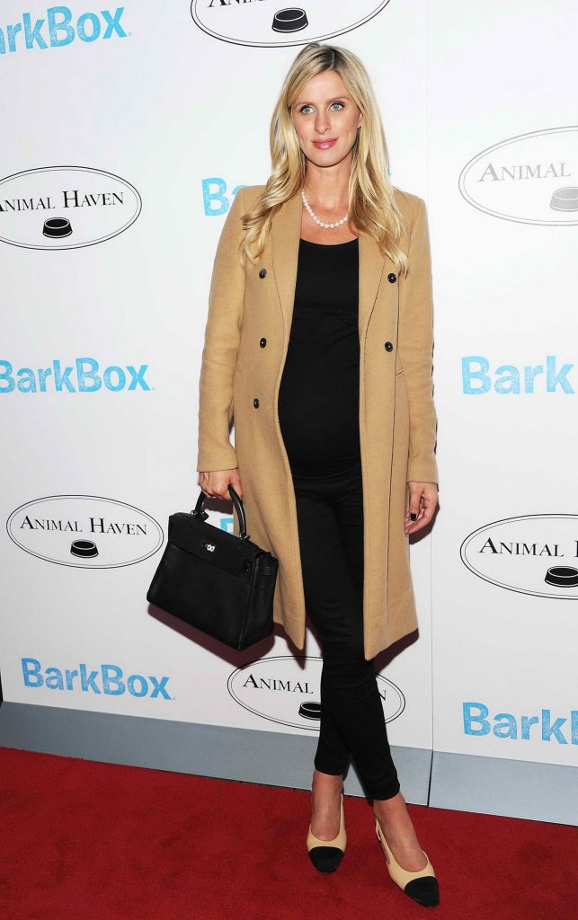 Nicky Hilton at the Animal Haven Shelter Opening Celebration in New York City-2