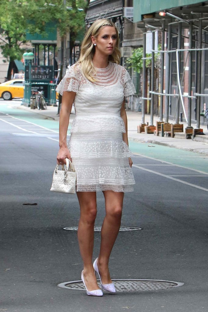 Nicky Hilton Was Seen in Soho-2