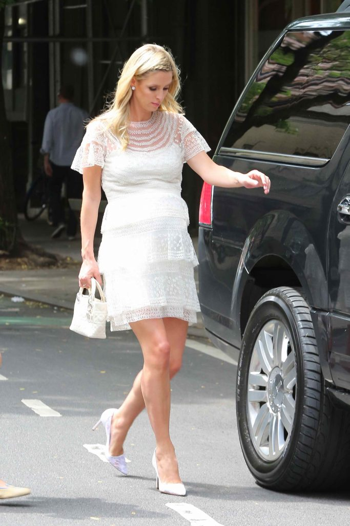 Nicky Hilton Was Seen in Soho-3