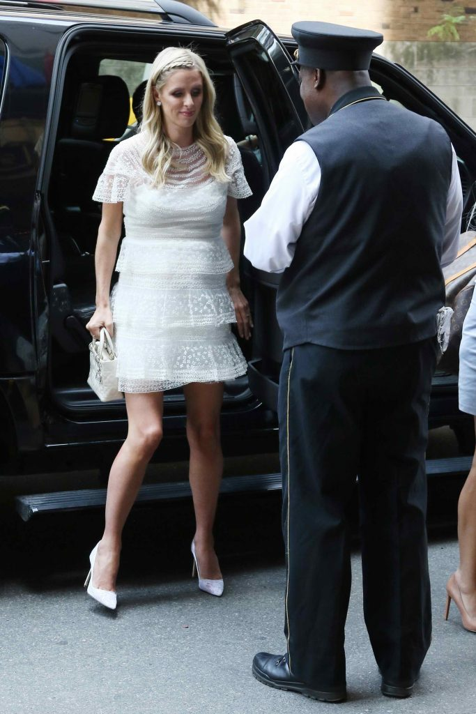 Nicky Hilton Was Seen in Soho-5