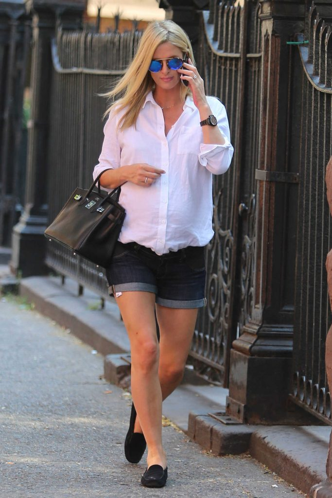 Nicky Hilton Was Spotted Out in New York City-1