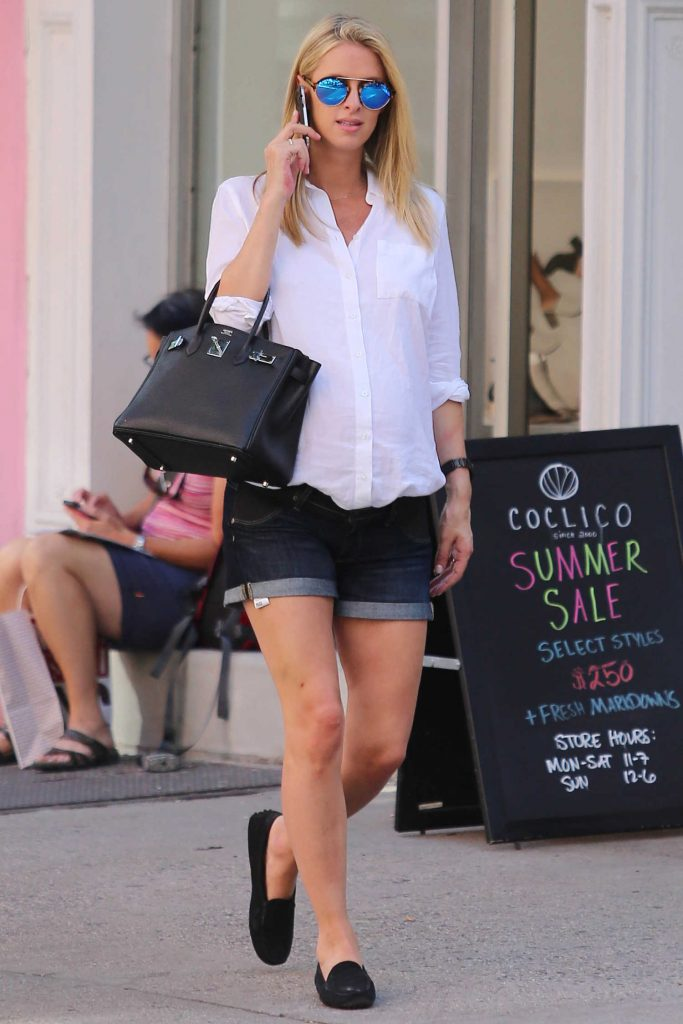 Nicky Hilton Was Spotted Out in New York City-3