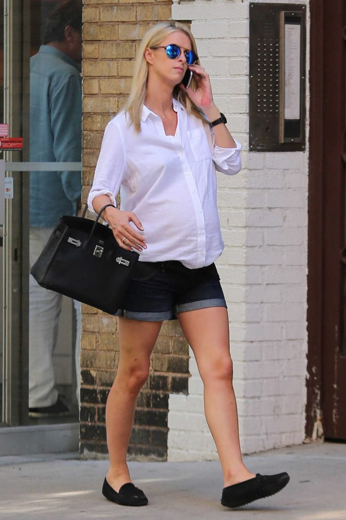 Nicky Hilton Was Spotted Out in New York City-5