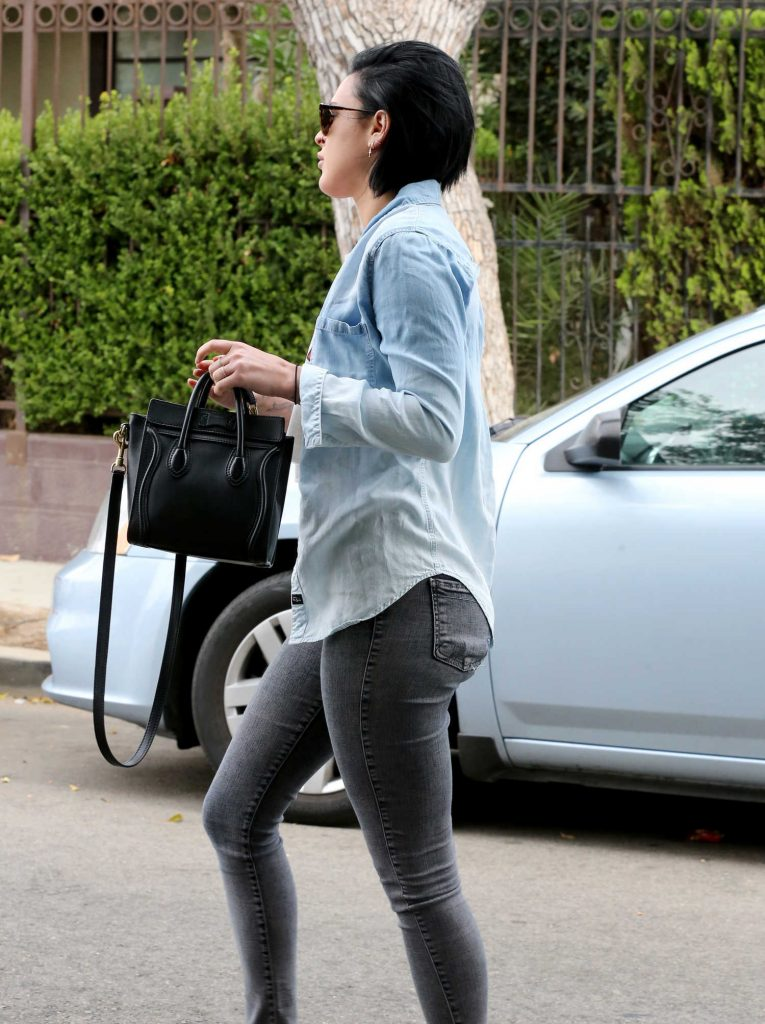 Rumer Willis Visits a Friend in Santa Monica California-4